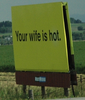Your Wife Is Hot