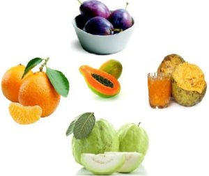Fruits avoid constipation