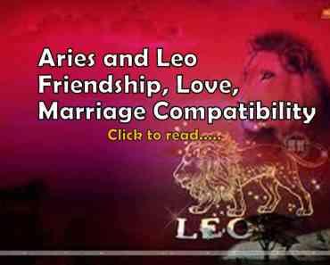 leo man and leo women