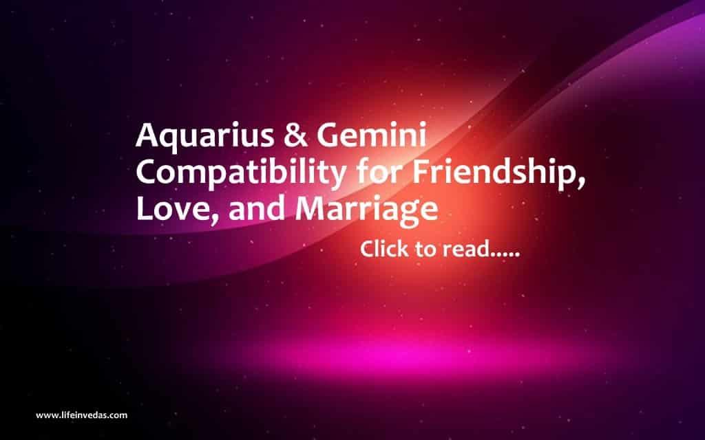 Gemini dating kompatibilitet