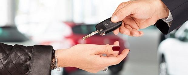 Insuring a rental car