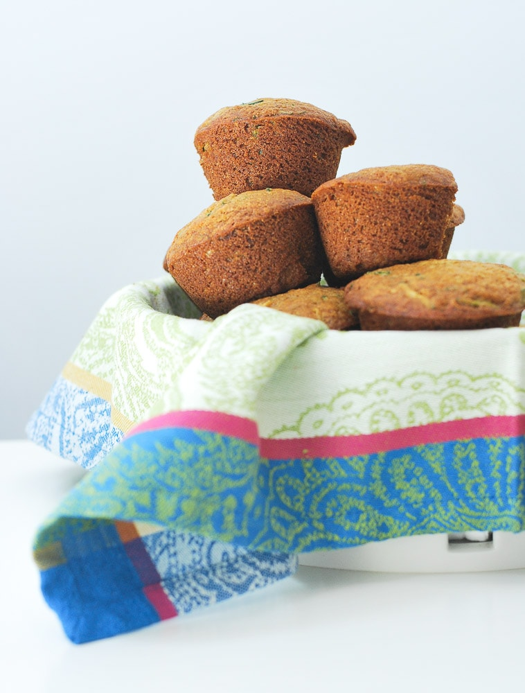 Zucchini Muffins-3