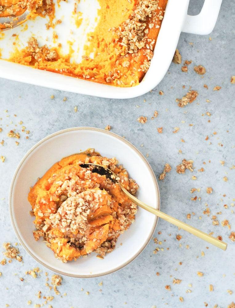 Whipped Sweet Potato Casserole-3