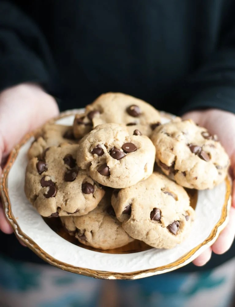 Soft Chocolate Chip Cookies-2