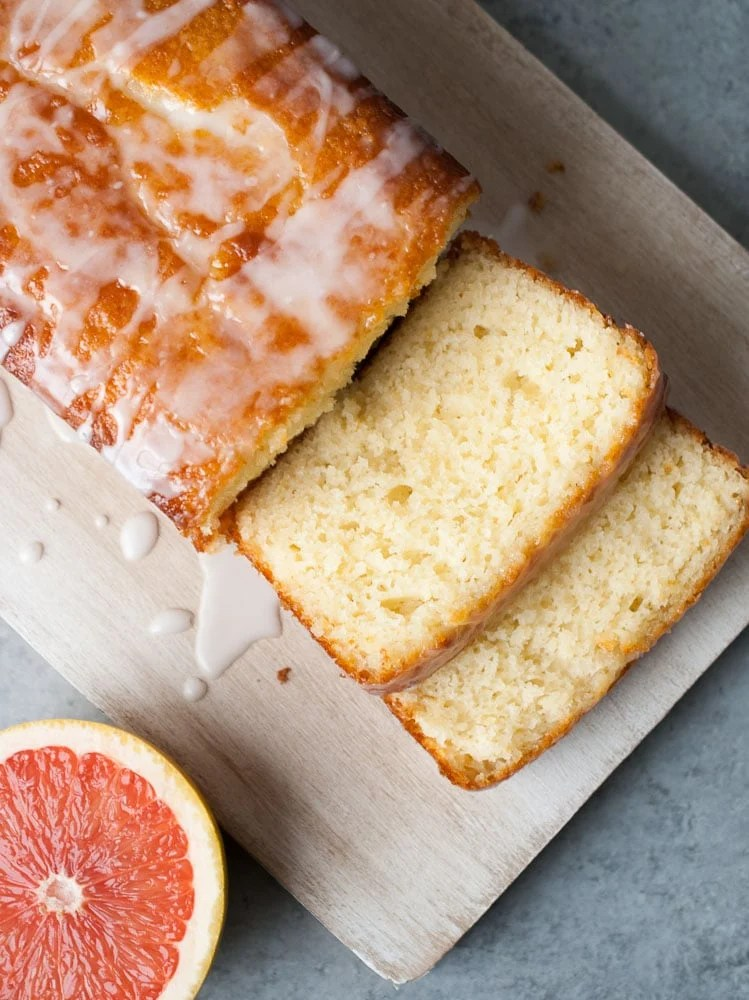 Grapefruit Yogurt Cake-2