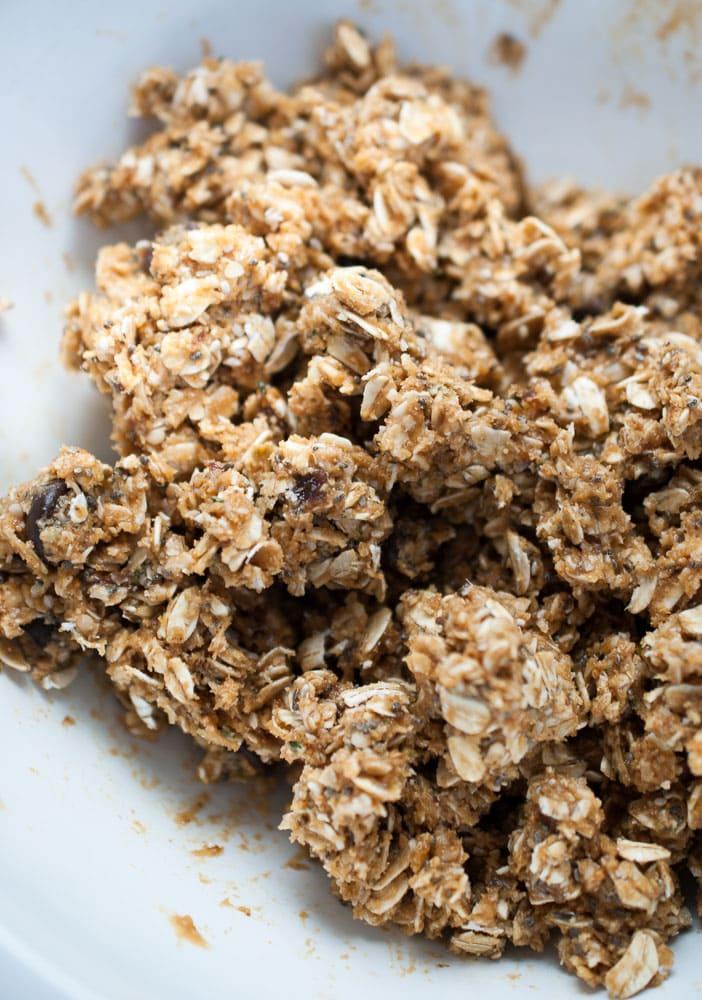 No Bake Oatmeal Energy Bites-2