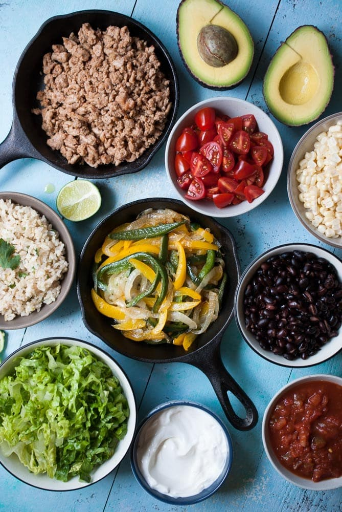 Weekly Meal Plan #18