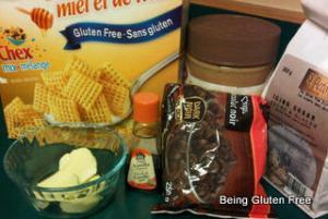 Gluten free Chex