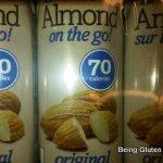 Gluten free Almond milk