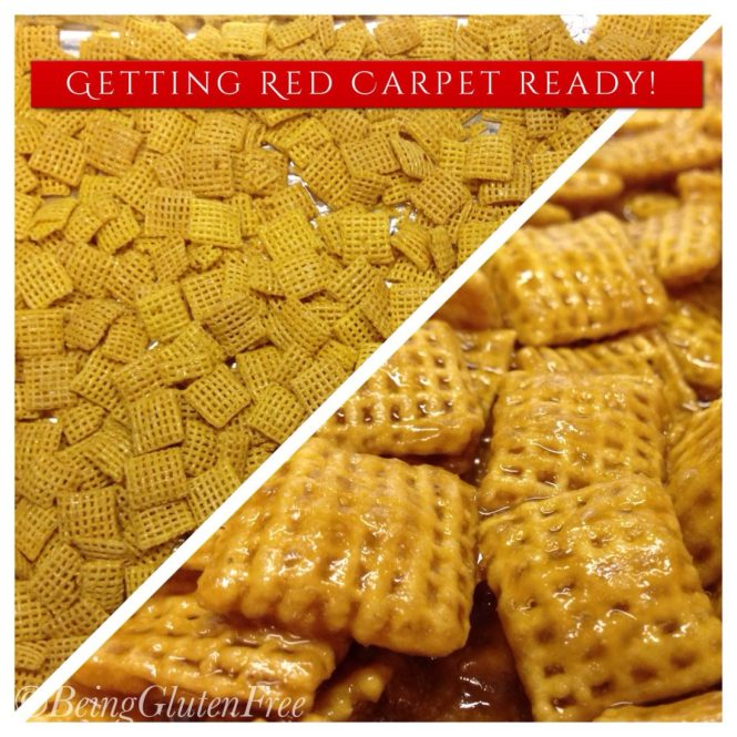 Red Carpet Chex