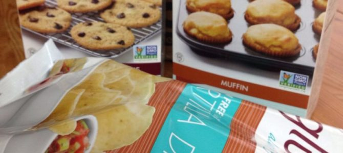 Products that make being gluten free easier