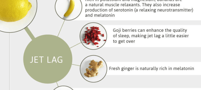 Great Superfoods for #Travel