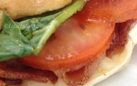 Picnic time – A twist on the classic BLT