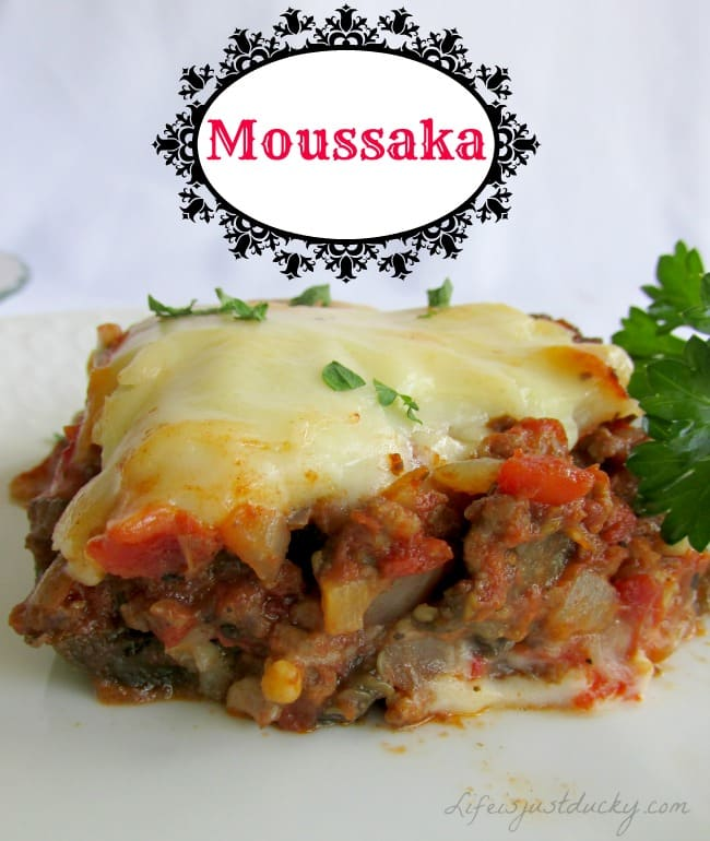 Moussaka Authentic And Traditional Greek Recipe: Greece's National Dish