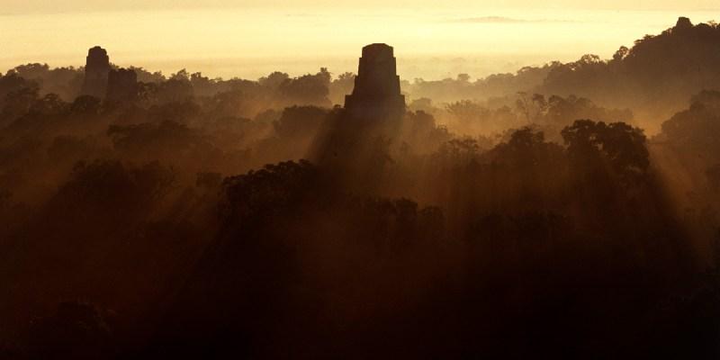 I SITI MAYA PIÙ AFFASCINANTI DELL'AMERICA CENTRALE. Guatemala il sito di Tikal