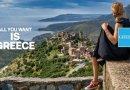 TURISMO: La Grecia punta ad aprire ai turisti entro il 14 maggio