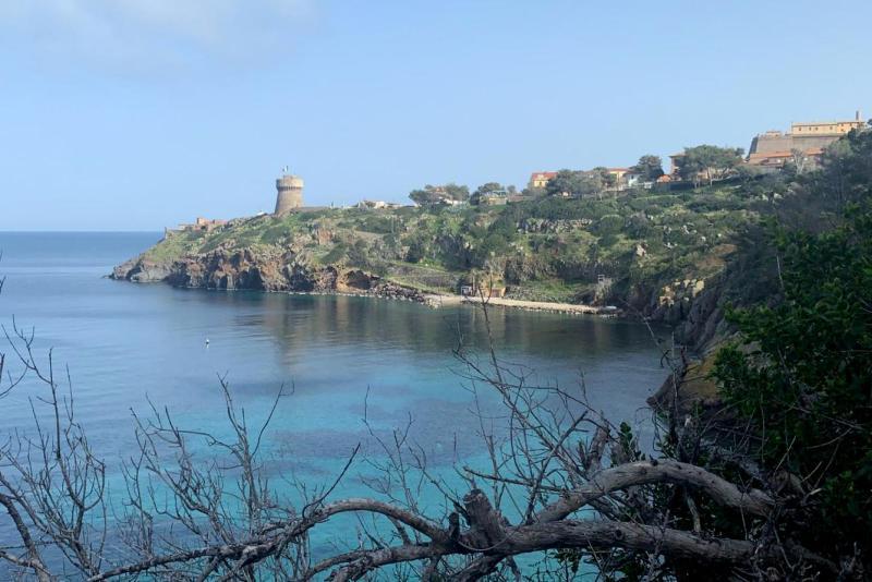 Isola di Capraia, vele d'epoca in regata e Museo
