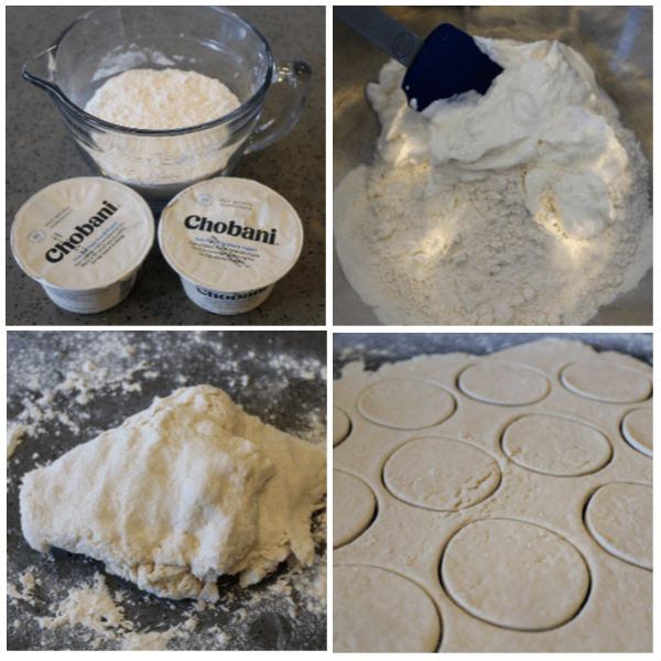 how to make Weight Watchers 2 Ingredient Dough Poptarts