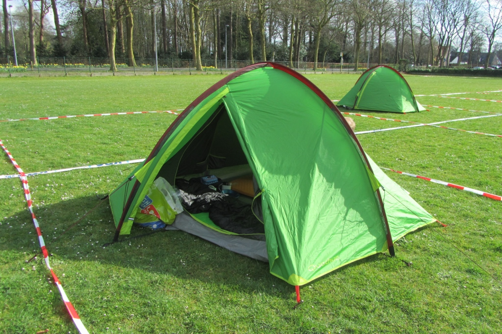 BB5 Event Camping