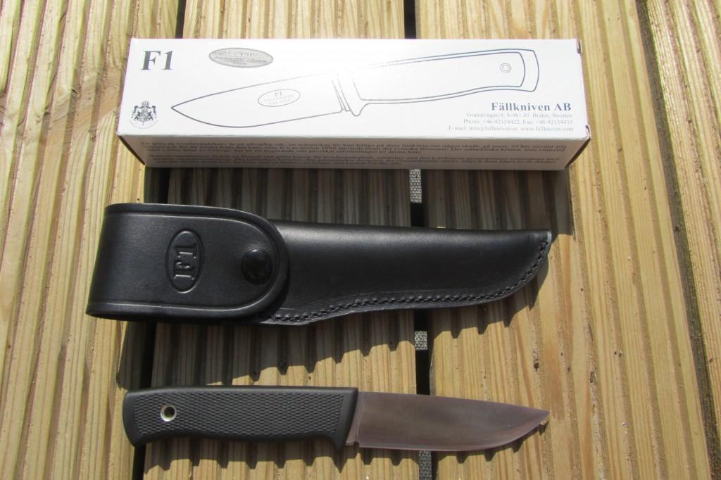 Fallkniven F1 1