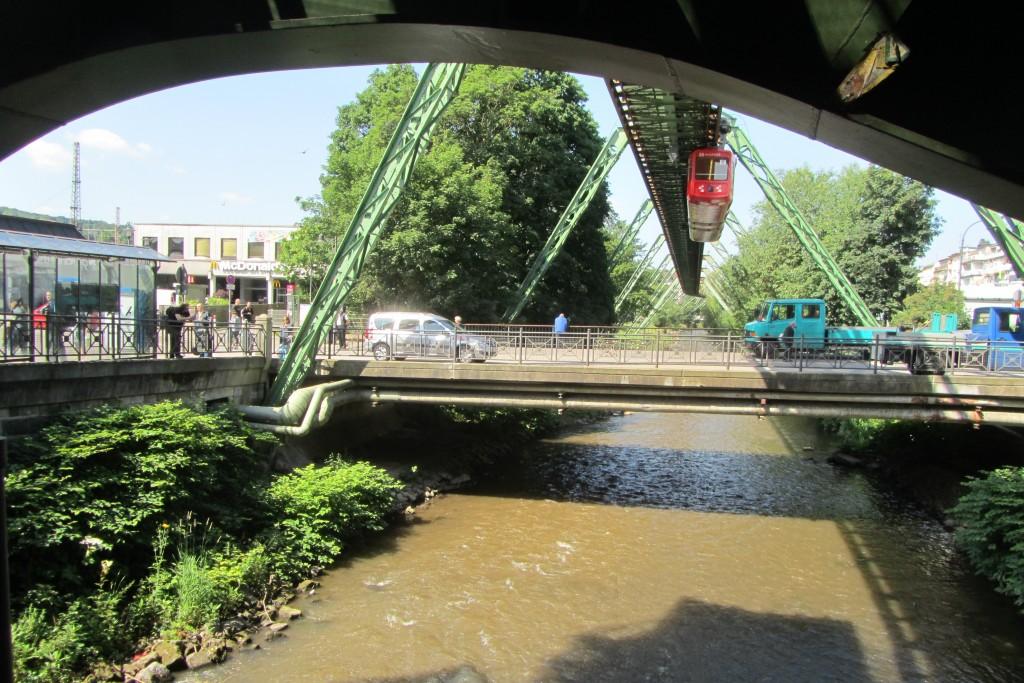 Wuppertal Schwebebahn 2