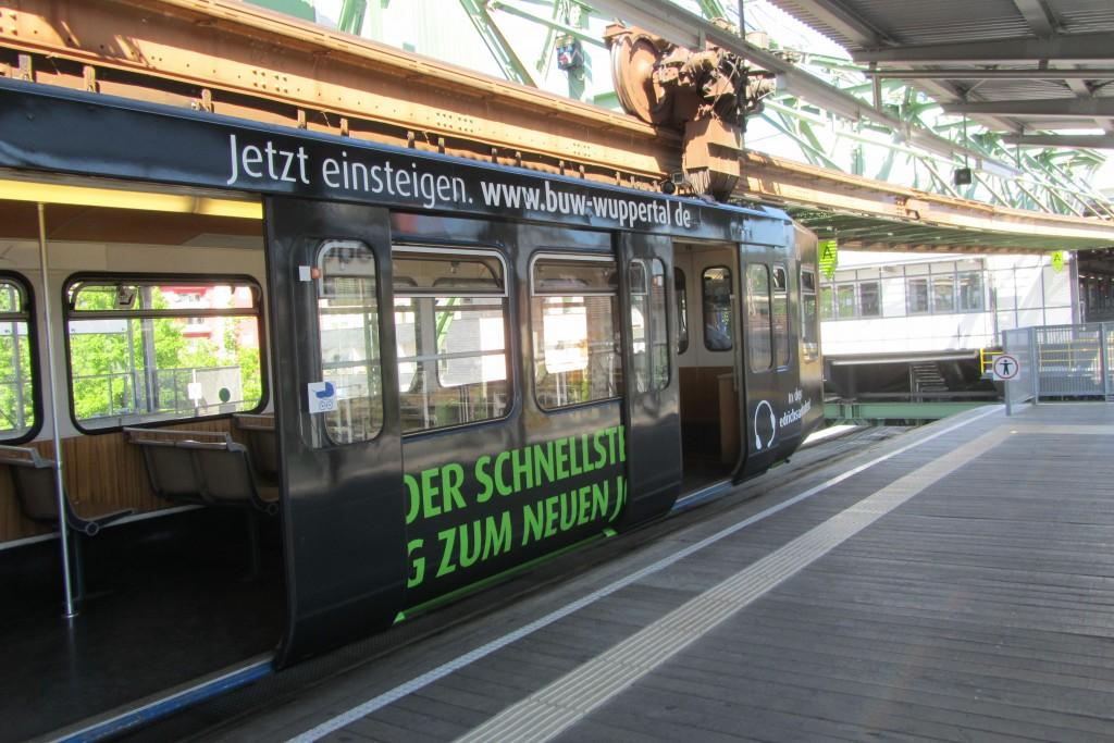 Wuppertal Schwebebahn 6