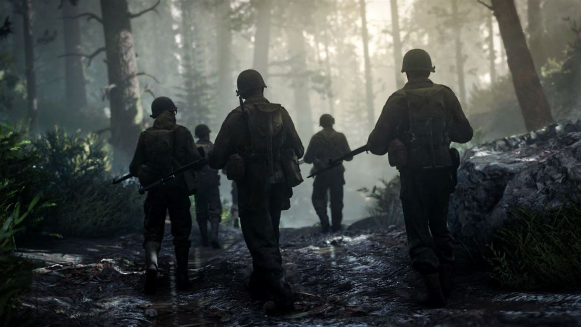 Call of Duty: WWII  Review