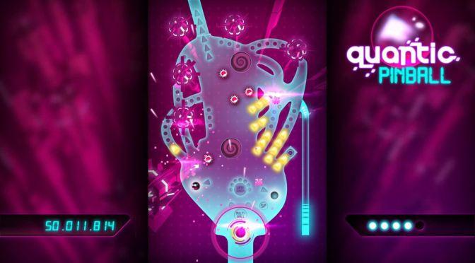 Quantic Pinball review