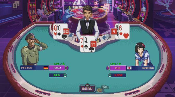 Super Blackjack Battle 2 Turbo Edition Review