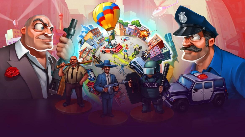 Doodle God: Crime City Review