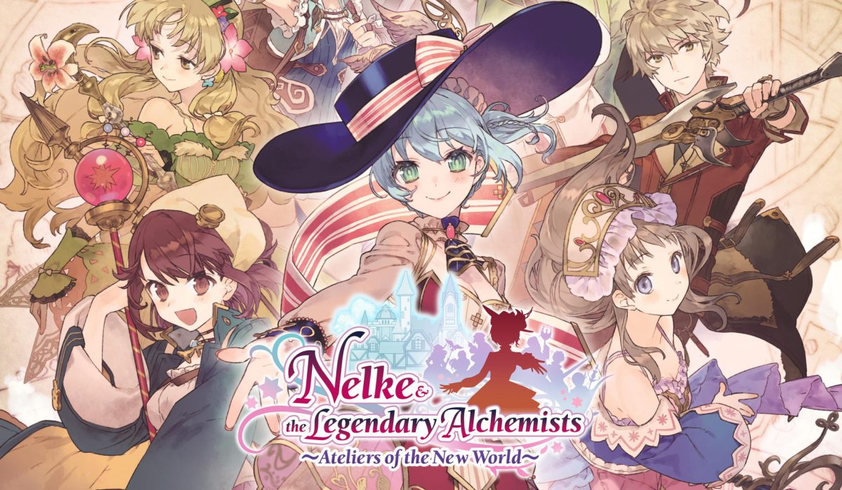 REVIEW: Nelke & the Legendary Alchemists: Ateliers of the New World (PC)