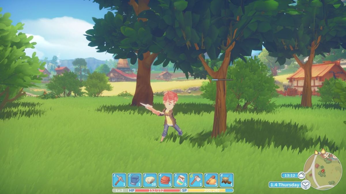REVIEW: My Time at Portia