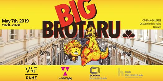 Big Brotaru - or the proof that Belgium has many game dev talent.