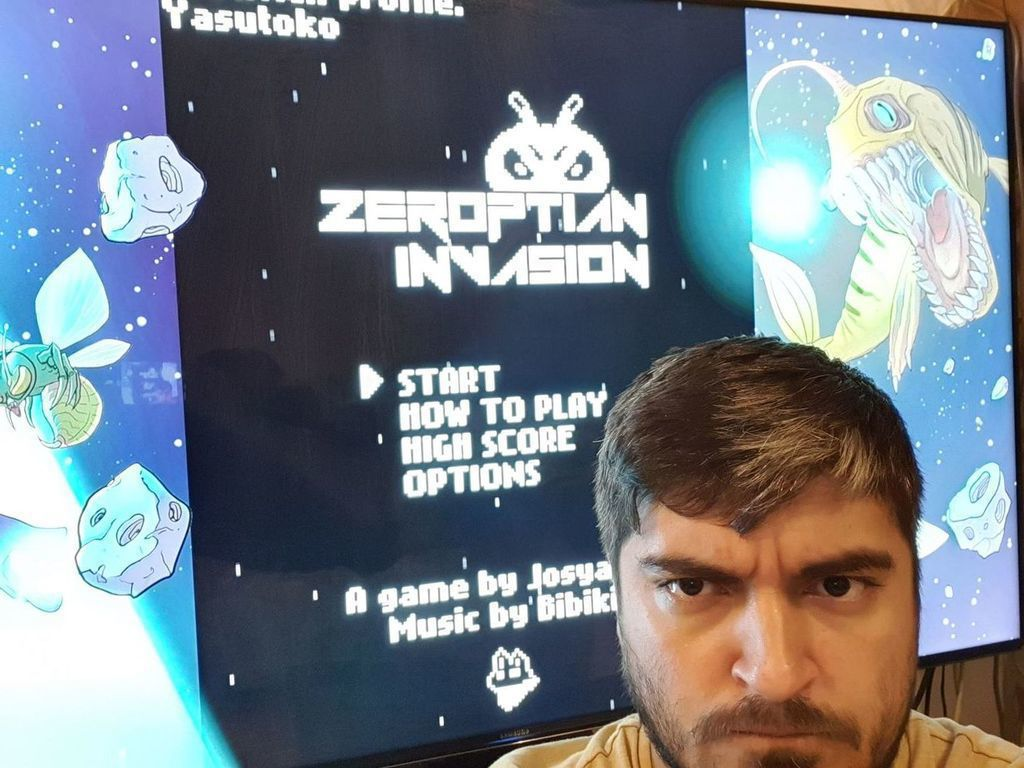 REVIEW: Zeroptian Invasion