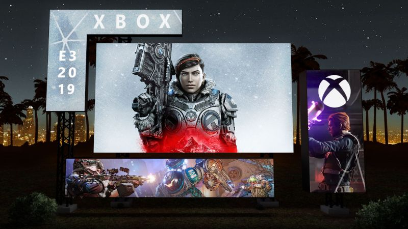 So how does the remaining year look for Xbox? BUSY!