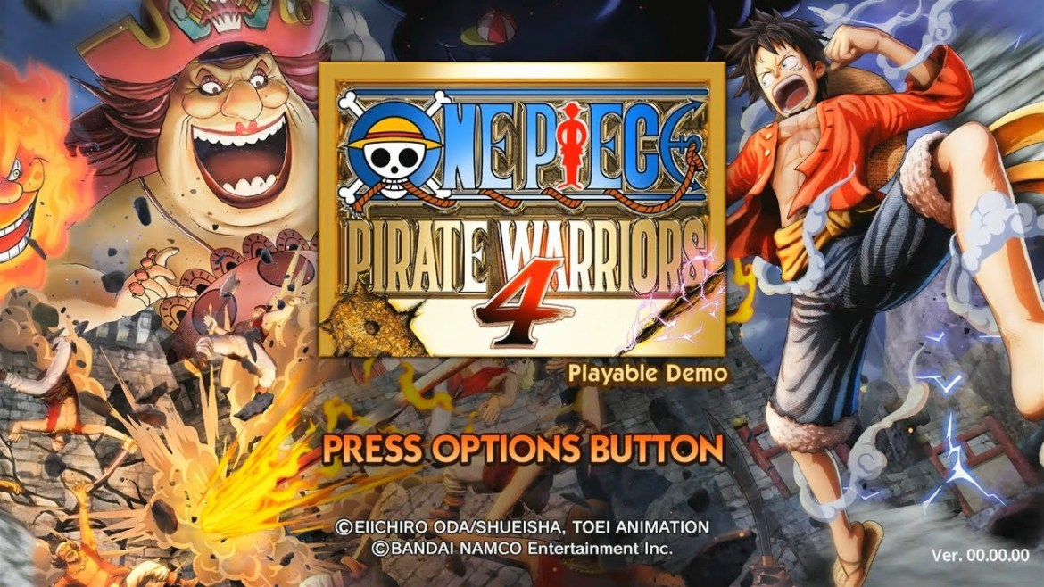 LifeisXbox played One Piece: Pirate Warriors 4