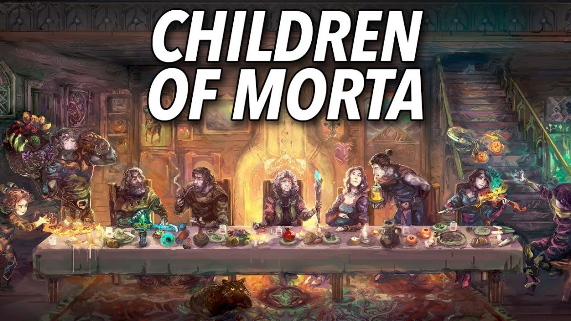 Review: Children of Morta