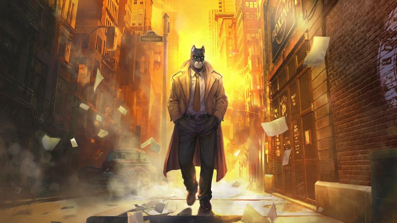 Review: Blacksad: Under the Skin