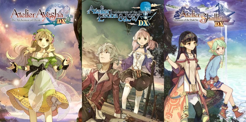 Review: Atelier Dusk Trilogy