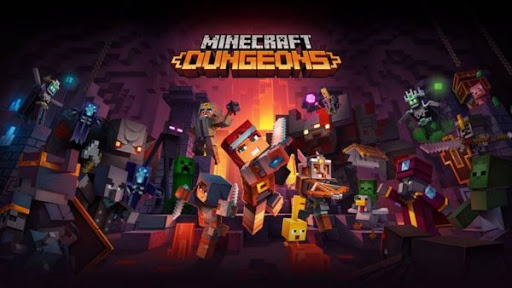 Review: Minecraft Dungeons