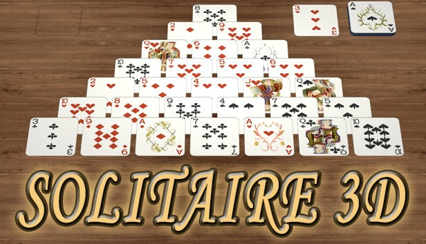 Short Review: Solitaire 3D