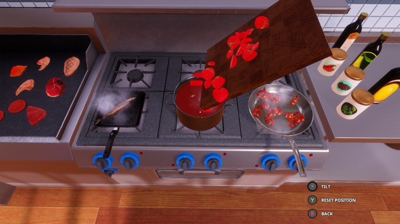 Review: Cooking Simulator