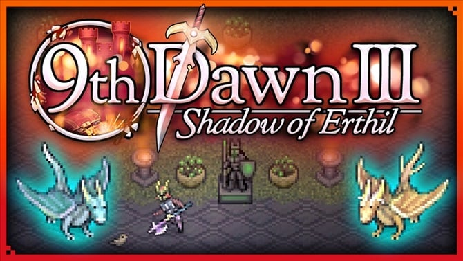 Review: 9th Dawn III: Shadow of Erthil