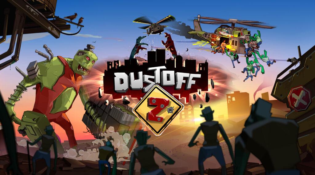 Short Review: Dustoff Z