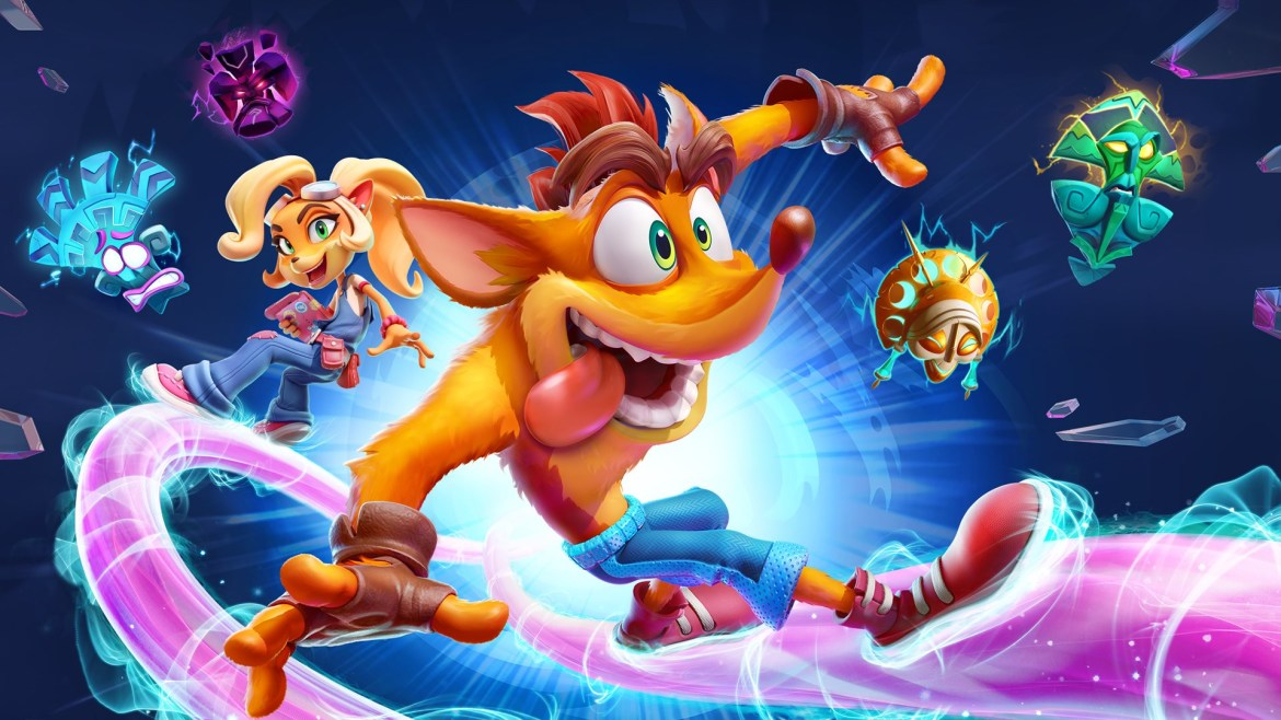 Review: Crash Bandicoot 4: It's About Time