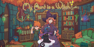 Review: My Aunt is a Witch