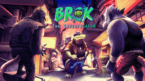 Preview: BROK the investiGator