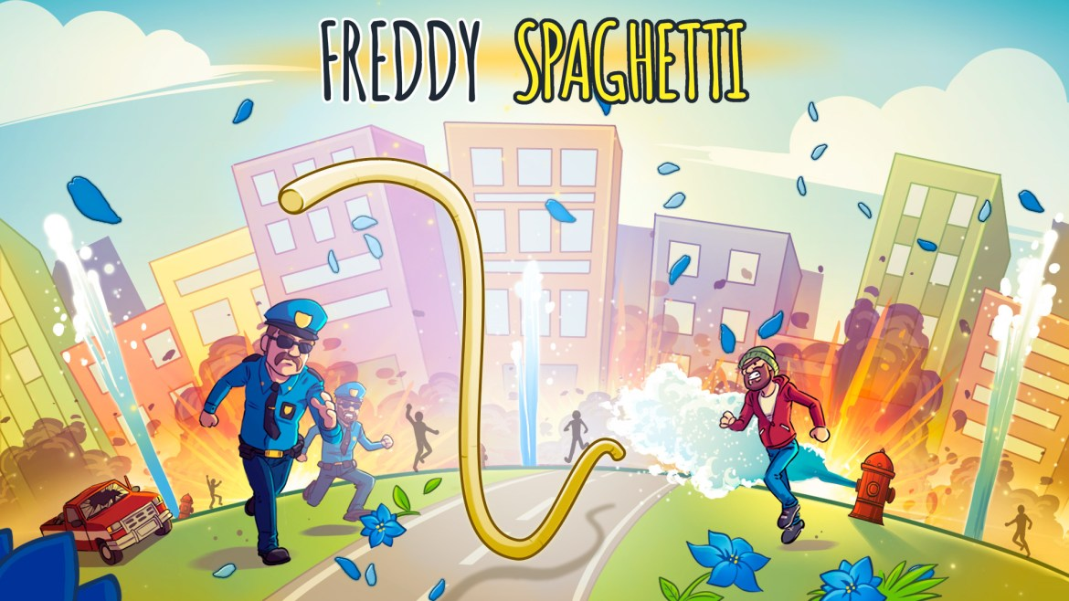 Review | Freddy Spaghetti