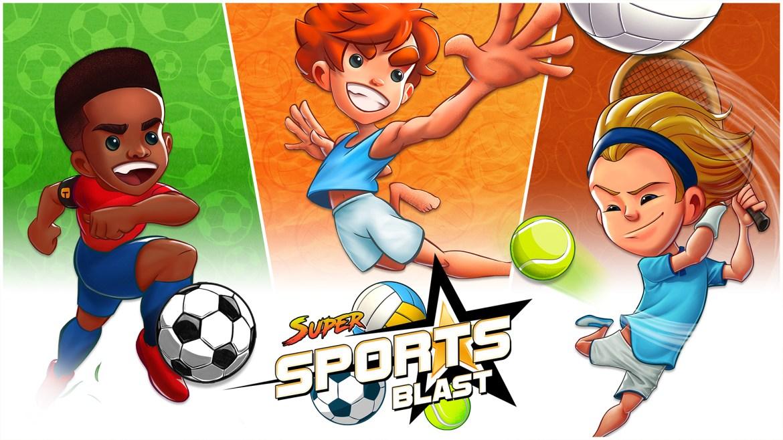 Review   Super Sports Blast