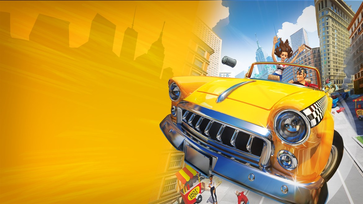 Review | Taxi Chaos